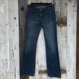 Vintage Abercrombie & Fitch Bootcut Ombre Jeans